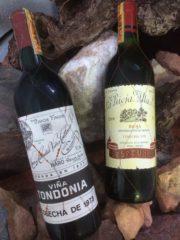Lopez de Heredia Tondonia 1973 La Rioja Alta Gran Reserva 890 1970 (1)